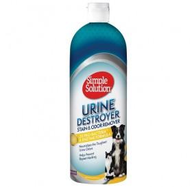 Simple Solution® Pet Urine Destroyer /препарат за разграждане и почистване на урина от домашни любимци/-1л