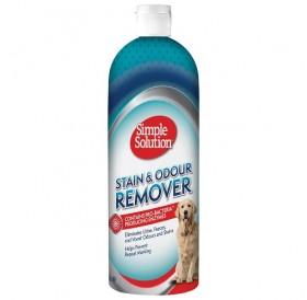 Simple Solution® Stain&Odour Remover /течност против петна и миризми от кучета/-1л