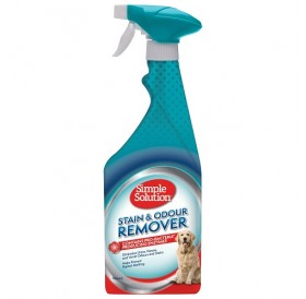 Simple Solution Stain&Odour Remover /спрей против петна и миризми от кучета/-750мл