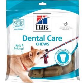Hill's™ Dental Care Chews Dog Treats /дентални пръчки за израснали кучета средни и големи породи/-170гр