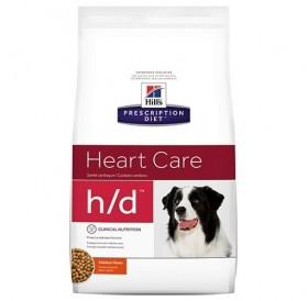 Hill's Prescription Diet™ h/d™ Canine /диета за израснали кучета със сърдечни заболявания/-5кг
