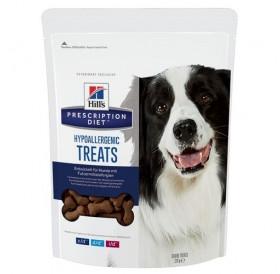 Hill's Prescription Diet™ Hypoallergenic Treat Canine /диетични лакомства за израснали кучета с хранителни алергии/-220гр