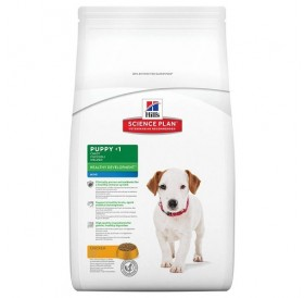 Hill's Science Plan™ Puppy Healthy Development™ Mini Chicken /храна за подрастващи кученца от дребни породи/-7,5кг