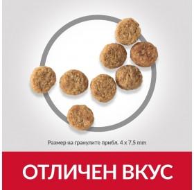 Hill's Science Plan™ Adult Small&Mini Light with Chicken /храна за израснали кучета от дребни и миниатюрни породи с наднормено тегло/-1,5кг