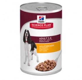Hill's Science Plan™ Adult Advanced Fitness™ Chicken /храна за израснали кучета с пилешко месо/-370гр