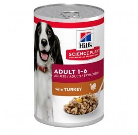 Hill's Science Plan™ Dog Adult Turkey /Храна За Израснали Кучета С Пуешко Месо/-370гр