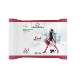 Ingenya Salviette Cleaning Wipes Myrtle /мокри кърпички за тяло с аромат/-20бр
