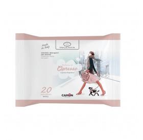 Ingenya Salviette Cleaning Wipes Cipresso /мокри кърпички за тяло с аромат/-20бр