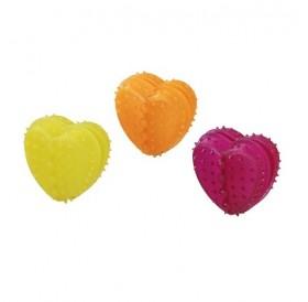 Karlie Flamingo Good4fun Snacky Heart /играчка за куче сърце за снаксове/-8см