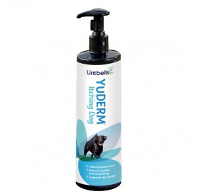 Lintbells YuDERM Itchy Dog /Хранителна Добавка От Есенциални Масла За Кучета Със Сърбяща И Чувствителна Кожа/-250мл