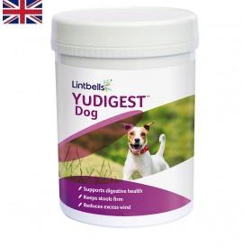 Lintbells® YuDIGEST™ Dog /овкусени пребиотични таблетки за възстановяване на чревната микрофлора за кучета/-120бр