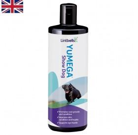 Lintbells® YuMEGA® Show Dog /комбинация от есенциални масла за здрава кожа и козина/-500мл