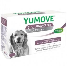 Lintbells YuMOVE ADVANCE 360 For Dogs /Овкусени Таблетки За Кучета С Напреднали Ставни Проблеми Под Ветеринарно Наблюдение/-60бр
