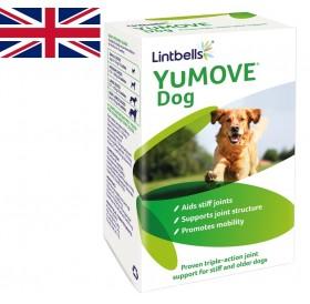Lintbells YuMOVE Dog /хранителна добавка за кучета със ставни проблеми/-60бр