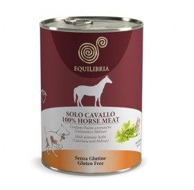 Marpet Equilibria 100% Horse /храна за куче с конско месо/-410гр