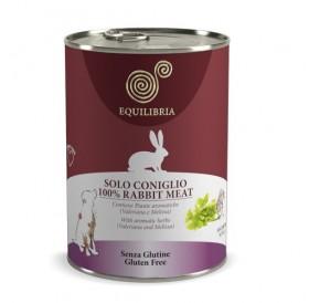 Marpet Equilibria 100% Rabbit /храна за куче със заешко месо/-410гр