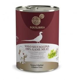 Marpet Equilibria 100% Wild Game /храна за куче с месо от дивеч/-410гр