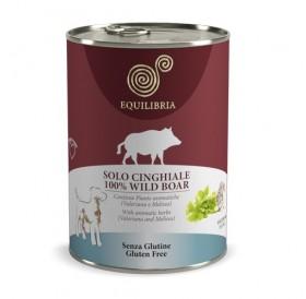 Marpet Equilibria 100% Wild Boar /храна за куче с месо от див глиган/-410гр