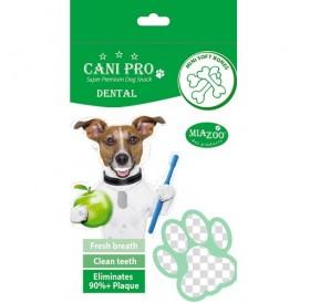 Miazoo Cani Pro Dental Mini Soft Bones /лакомство дентални мини кокалчета/-84гр