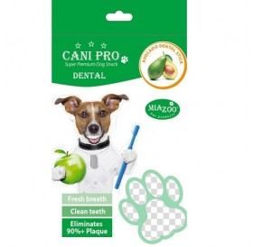 Miazoo Cani Pro Avocado Dental Sticks /лакомство дентални пръчици с авокадо/-84гр
