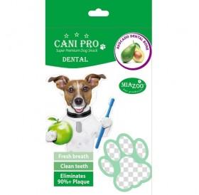 Miazoo Cani Pro Avocado Dental Bones /лакомство дентални вързани кокалчета с авокадо/-84гр