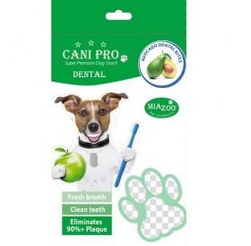 Miazoo Cani Pro Avocado Dental Bites /лакомство дентални хапки с авокадо/-84гр