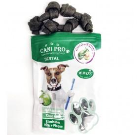 Miazoo Cani Pro Avocado Dental Bones /Дентални Лакомства За Кучета Вързани Кокалчета С Авокадо/-84гр