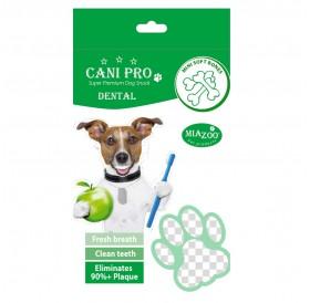 Miazoo Cani Pro Dental Mini Soft Bones /Дентални Лакомства За Кучета Мини Кокалчета/-84гр