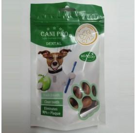 Miazoo Cani Pro Dental Mini Soft Bones Chicken /Дентални Лакомства За Кучета Мини Кокалчета С Пилешко Месо/-84гр