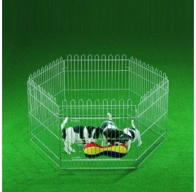 Nobby Puppies Play Pen /метално ограждение/-6брx60x60см