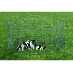 Nobby Puppies Play Pen /Метално Ограждение/-8брx76x61см