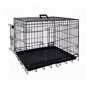 Nobby Transport Cages Foldable /метална сгъваема клетка/-64х48х54см
