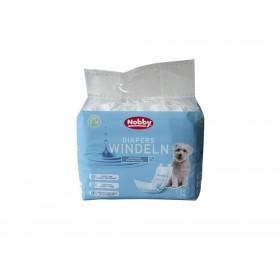 Nobby Diapers For Male Dogs S-M /Памперс Гащи За Мъжки Кучета/-12бр