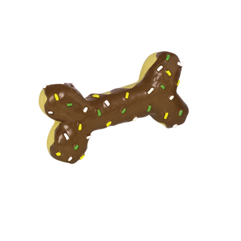 Nobby Latex Dessert /Латексова Играчка За Кучeта Със Звук/-17см