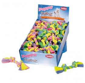 Nobby Rope Toy For Puppies /Играчка За Подрастващи Кученца Памучен Възел/-16см