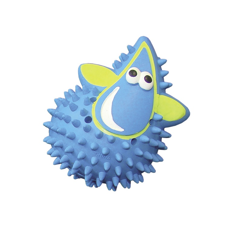 "Nobby Rubber Cooling Drop Small /Каучукова Играчка За Кучета ""Замразяваща""/-9см"