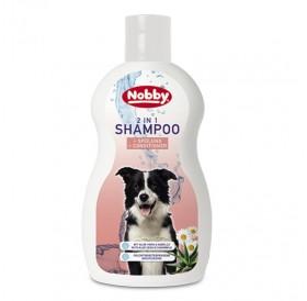 Nobby 2in1 Shampoo 300ml /Шампоан С Балсам За Кучета/-300мл