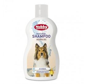Nobby Natural Oil Shampoo 300ml /Репелентен Шампоан За Кучета/-300мл