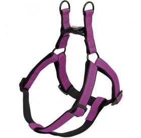 Nobby Classic Reflect Soft Harness Purple /двупластов нагръдник за куче/