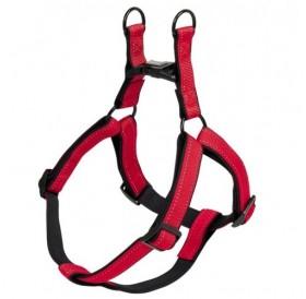 Nobby Classic Reflect Soft Harness Red /двупластов нагръдник за куче/