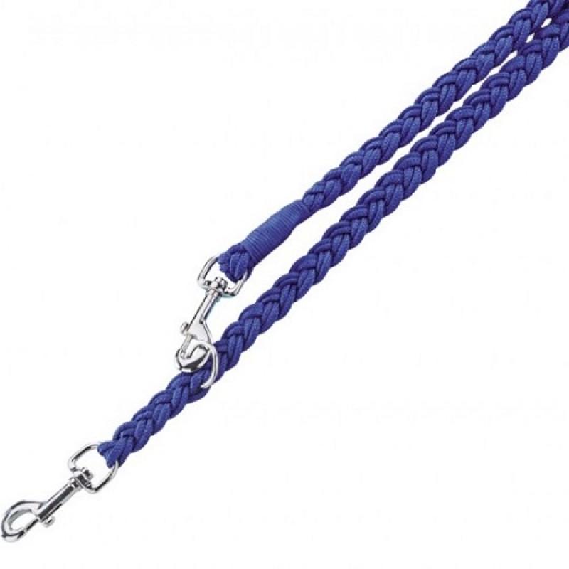 Nobby Training Leash Blue /повод за куче с променлива дължина/