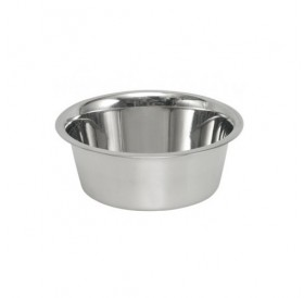 Nobby Stainless Steel Bowl 2,5l /Купа От Неръждаема Стомана 2,5л/-Ø25,5x8см