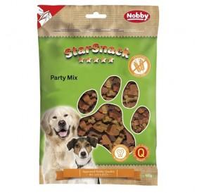 Nobby StarSnack Party Mix Grain-free /беззърнено меко лакомство/-180гр