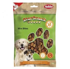 Nobby StarSnack Mini Bites Grain-free /беззърнено меко лакомство/-180гр