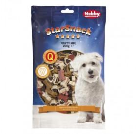 Nobby StarSnack Party Mix /Меки Лакомства За Кучета/-200гр