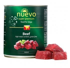 Nuevo Dog Adult Beef /храна за израснали кучета с говеждо месо/-800гр