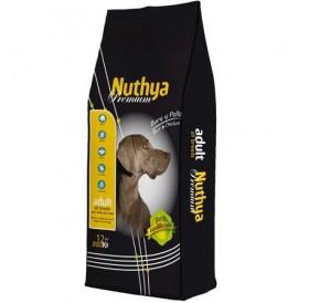 Nugape 28/14 Nuthya Premium Adult /храна за израснали кучета/-12кг