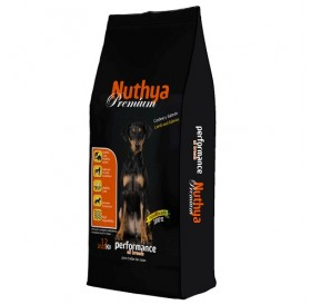 Nugape 32/16 Nuthya Premium Performance /храна за израснали спортуващи кучета/-12кг