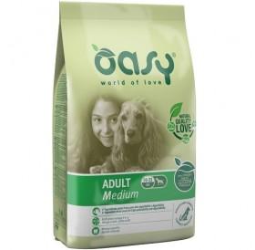 Oasy® Adult Medium /храна за израснали кучета от средни породи/-12кг
