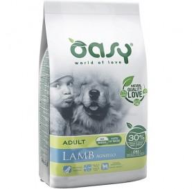 Oasy® Monoprotein Adult All Breeds Lamb /храна за израснали кучета от всички породи с агнешко/-2,5кг